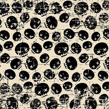 Grunge Skulls by Bethany-Bailey
