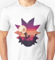 Camiseta unisex Rick y Morty Run!