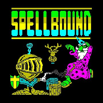 Gaming [ZX Spectrum] - Spellbound by ccorkin