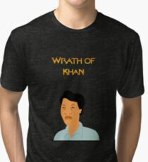 King of the Hill - Wrath of Khan Tri-blend T-Shirt