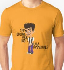 Jay - Dad's Law Commerials Unisex T-Shirt