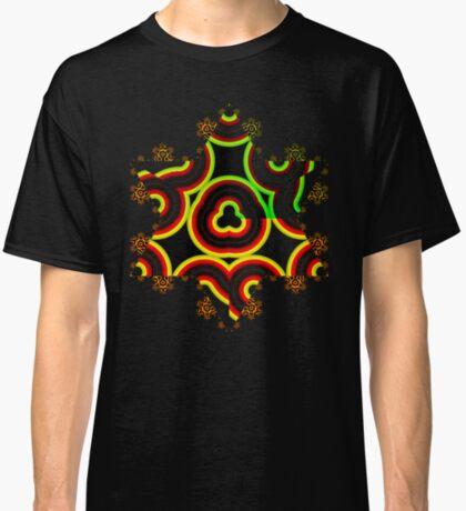 Koch Curve III Classic T-Shirt