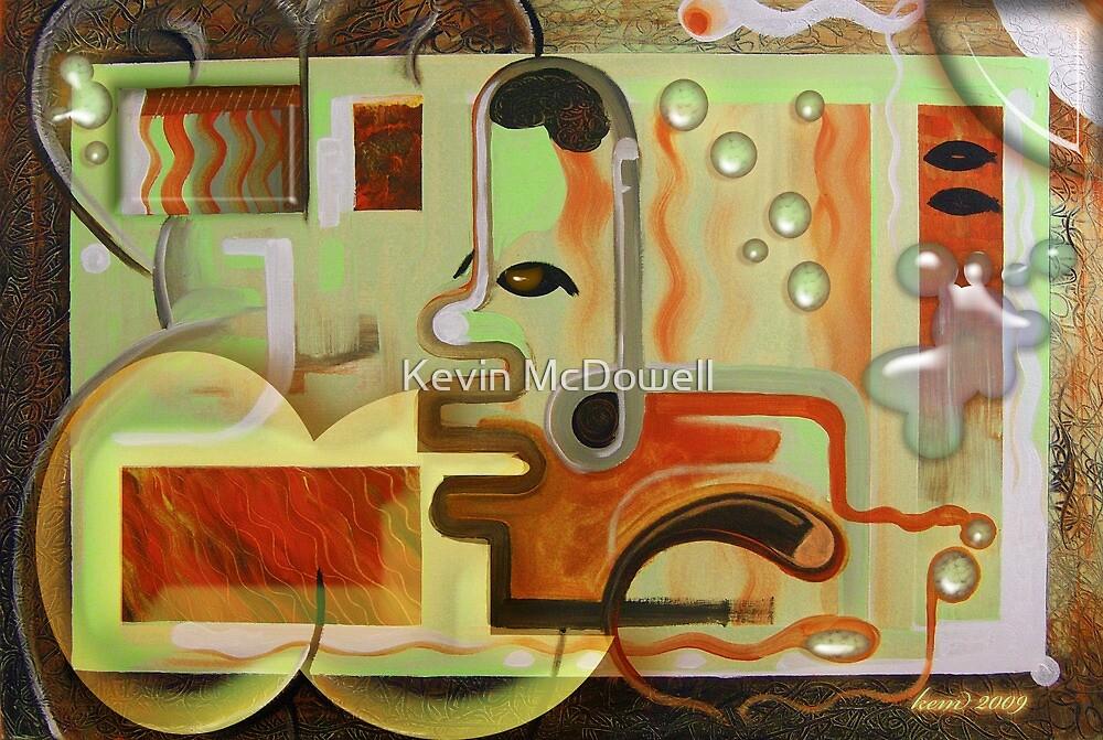 orgasim by Kevin McDowell