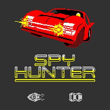 Gaming [ZX Spectrum] - Spy Hunter by ccorkin