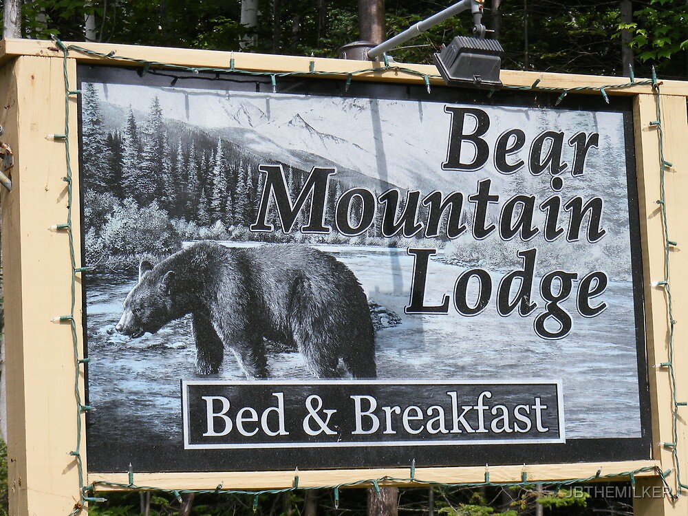 Bear Mountain Lodge B&B by JBTHEMILKER