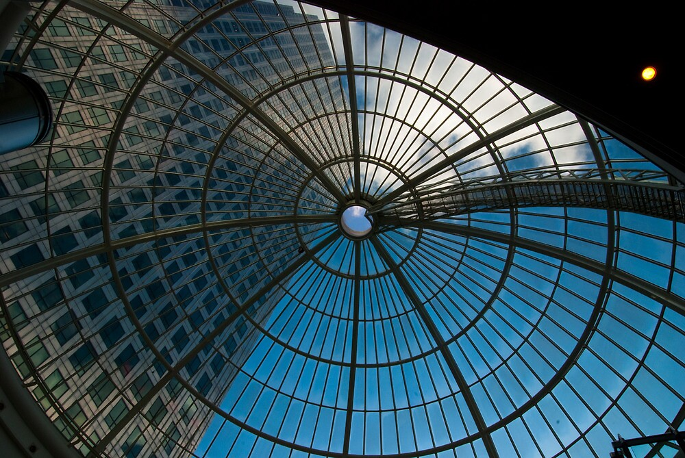 Glass ceiling by feyip