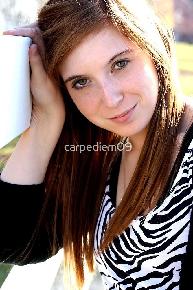 Miss Ginger by carpediem09