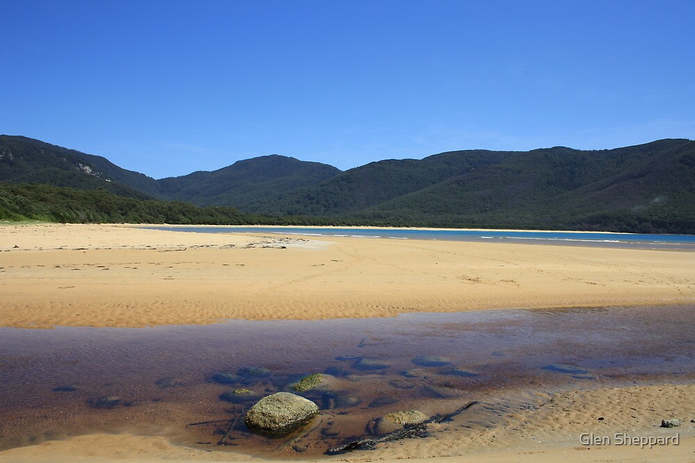 Sealers Cove, Wilsons Promontory NP by Glen Sheppard
