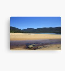 Sealers Cove, Wilsons Promontory NP Canvas Print