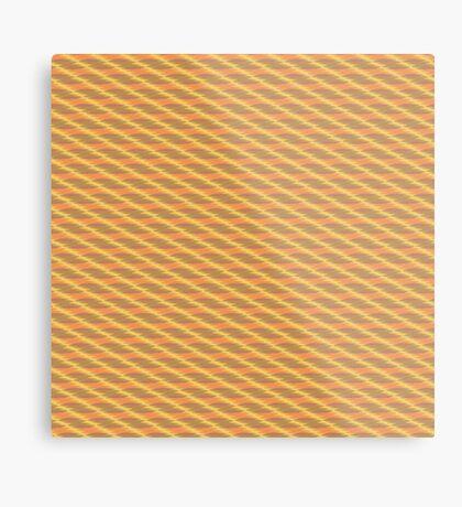 The Line 2 by Saskia Freeke  v001 Metal Print