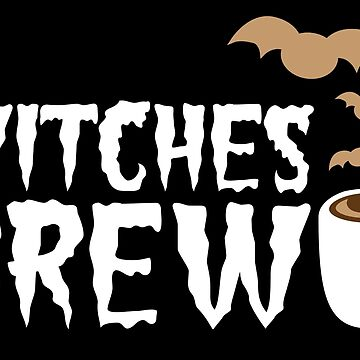 WITCHES BREW (awesome Halloween mug) by jazzydevil