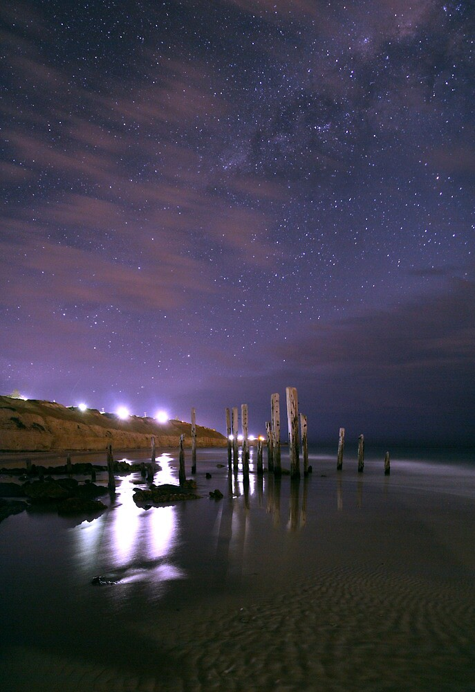 Port Willunga Pier Perspective Number 4 by pablosvista2