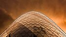 The Gherkin by John Velocci