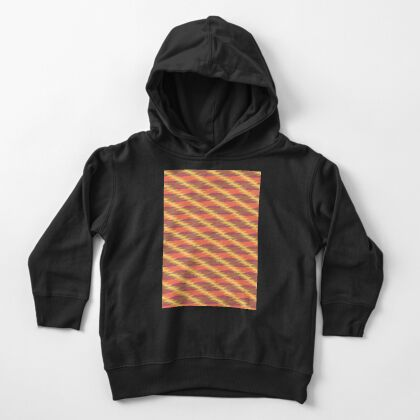The Line 2 by Saskia Freeke v003 Toddler Pullover Hoodie