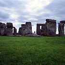 Stonehenge by Wayne Gerard Trotman
