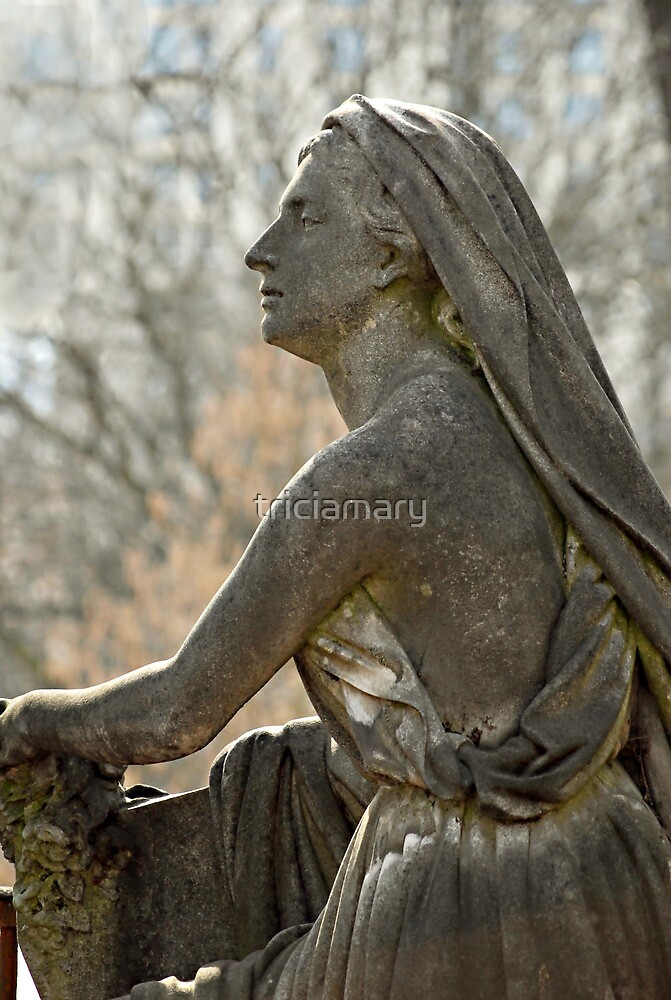 Beautiful contemplation by triciamary