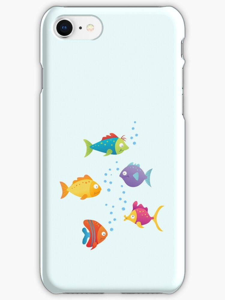 color fishes by Alejandro Durán Fuentes