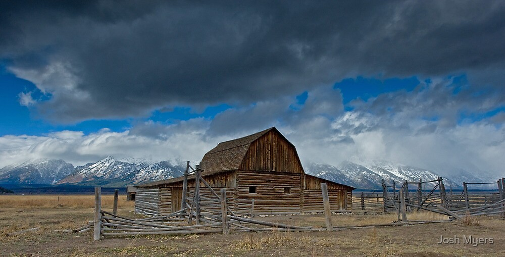 John Moulton Barn by Josh Myers