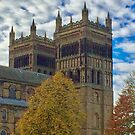 Durham Cathedral by Carol Bleasdale