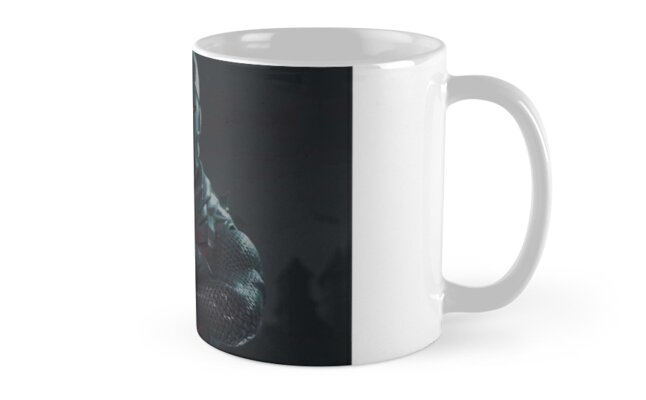 black knight style Mug