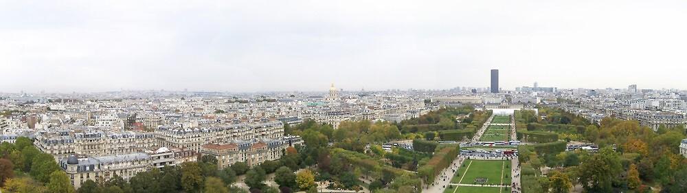 Paris by Dorota Rosinska