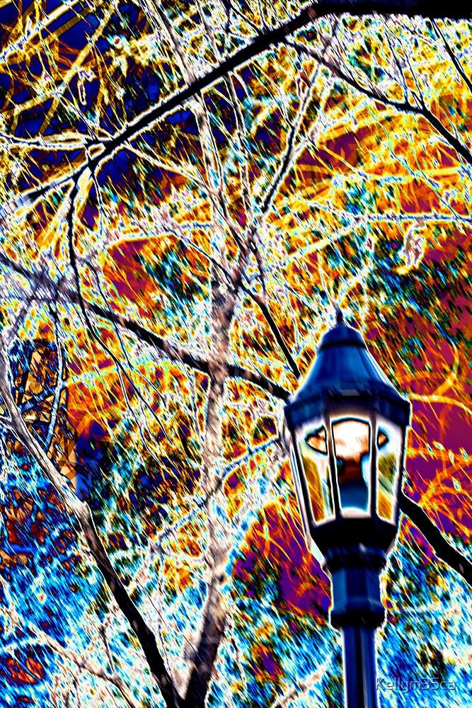 Curve Creation - Lamp Light by Kellym35ca
