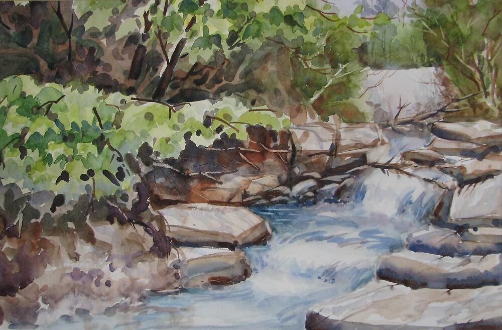 River Rush by ChitoGonzaga