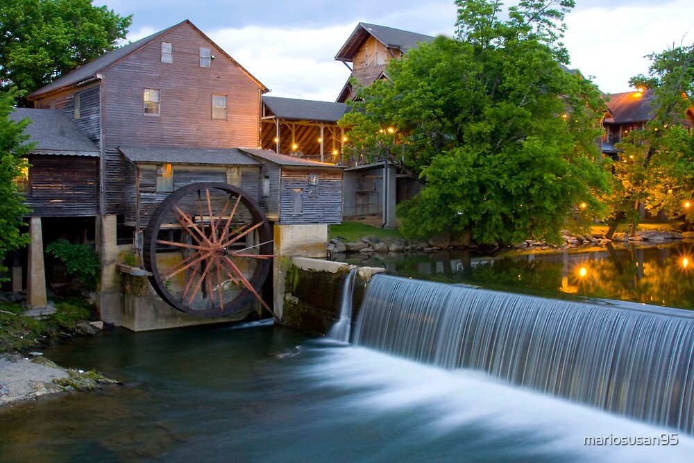 The old mill by mariosusan95