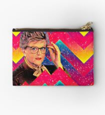 Yas to the Queen Jessica Fletcher Zipper Pouch
