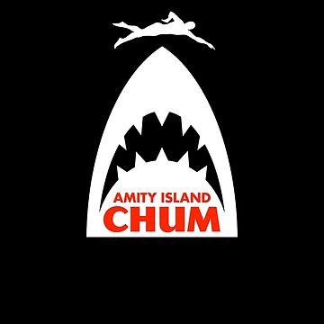 Horror Team - Amity Island Chum by zombill
