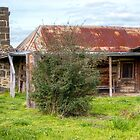 The Kelly House, Beveridge, Victoria by Christine Smith