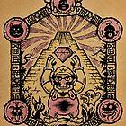 Golden Pyramid by MeleeNinja