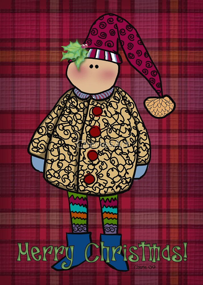 Merry Christmas! by CheriesArt