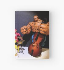 Battle of the Bands Hardcover Journal