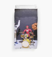 Battle of the Bands Duvet Cover