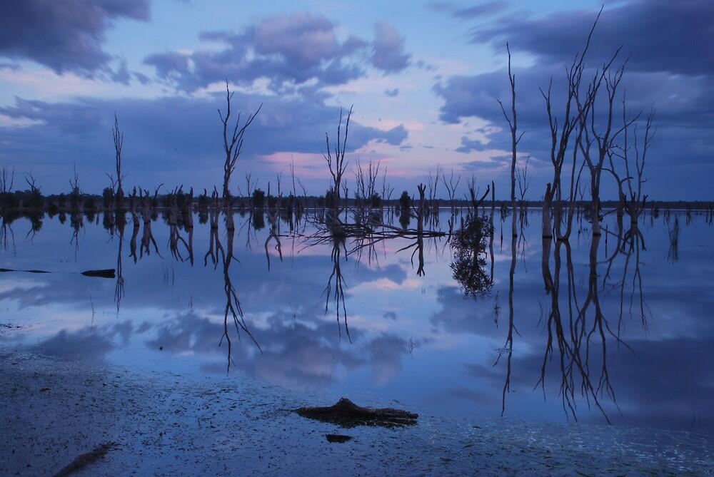 Lake Fyans by DanielTMiller