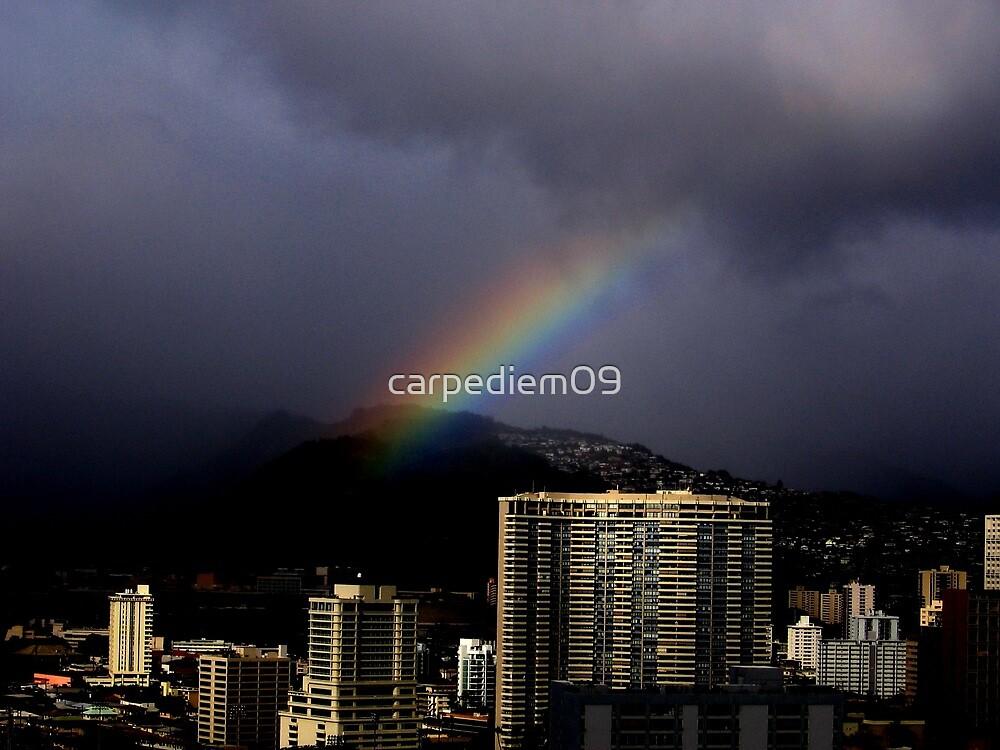 Rainbow Mountain by carpediem09