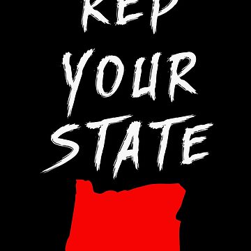 REP YOUR STATE OREGON by we1000