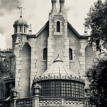 Haunted Mansion by feedercreative