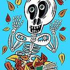 Autumn Skully by Judy Boyle