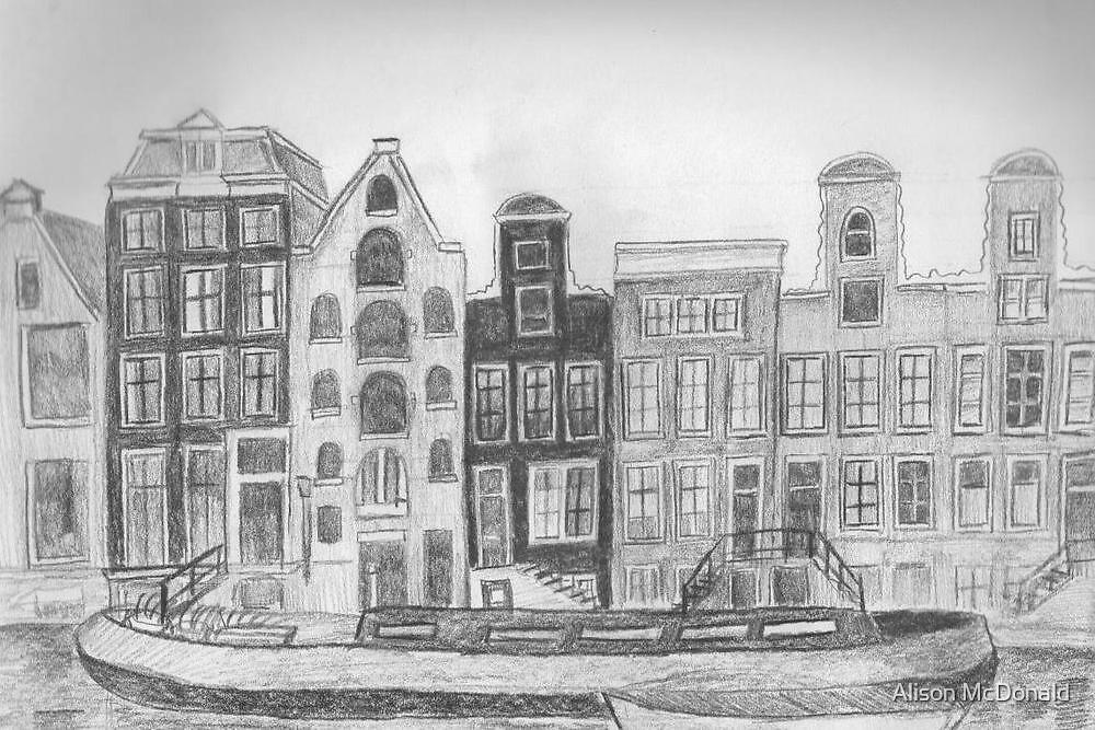 Amsterdam by Alison McDonald