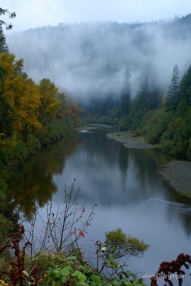 Eel River by Galen Dalrymple