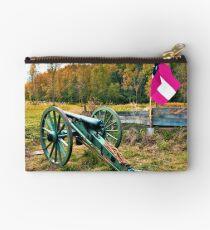 Civil War Cannon Studio Pouch