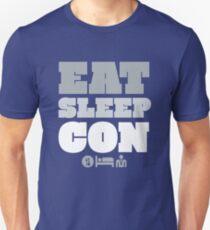 Eat Sleep Con! Unisex T-Shirt