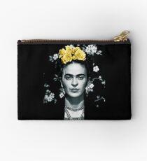 Frida Khalo en amarillo Bolso de mano