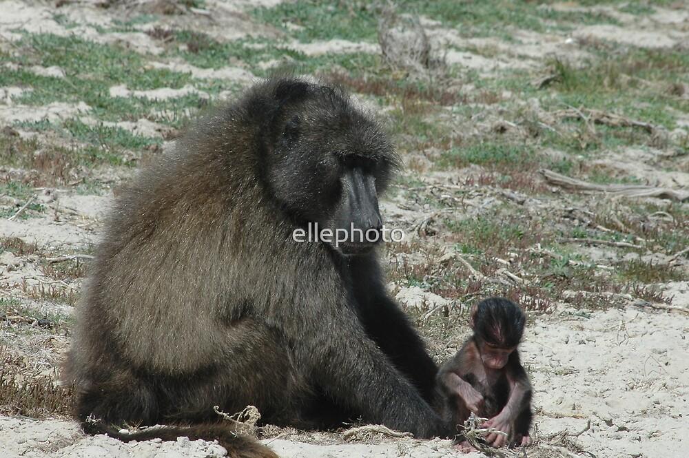 Motherhood by ellephoto