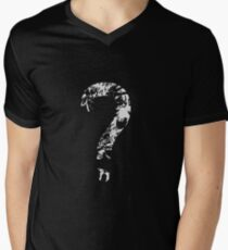 ? Men's V-Neck T-Shirt