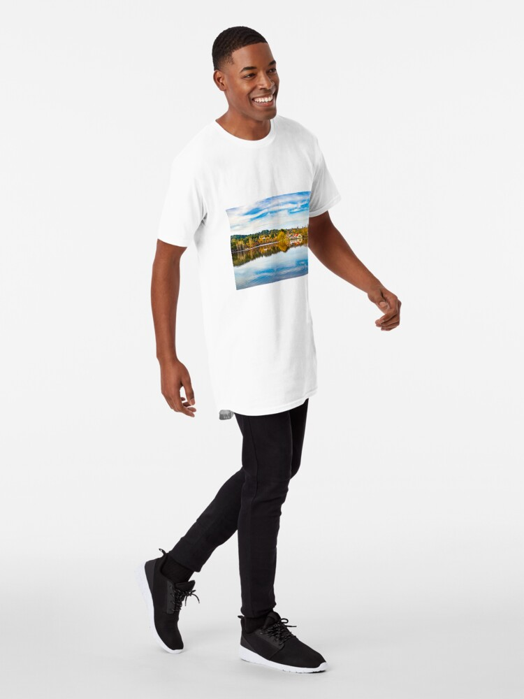 Alternate view of Reflection Long T-Shirt