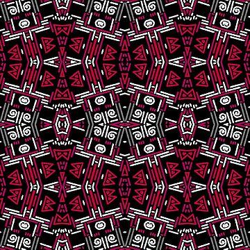Aztec pattern by fuzzyfox