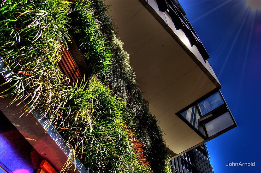 Vertical Garden. by JohnArnold
